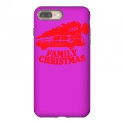 family christmas iPhone 8 Plus Case | Artistshot