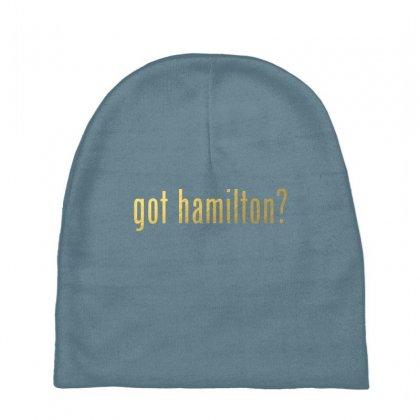 Got Hamilton? Baby Beanies Designed By Vr46