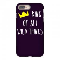 king of all wild things iPhone 8 Plus Case | Artistshot