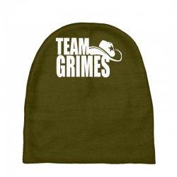 team grimes walking dead Baby Beanies | Artistshot