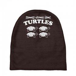 turtles heroes Baby Beanies | Artistshot