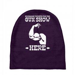 the gun show Baby Beanies | Artistshot