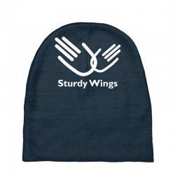 sturdy wings Baby Beanies | Artistshot