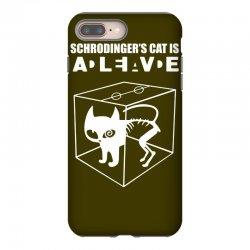 the big bang theory sheldon cooper schrodinger's cat iPhone 8 Plus Case | Artistshot