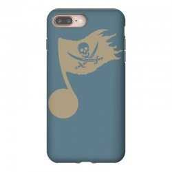 music pirate iPhone 8 Plus Case | Artistshot