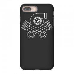 v8 boost tuning jdm turbo drift racing iPhone 8 Plus Case | Artistshot