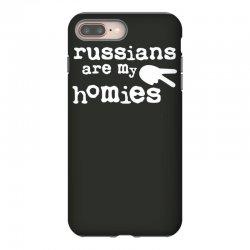 russians are my homies iPhone 8 Plus Case | Artistshot