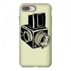 hasselblad vintage camera iPhone 8 Plus Case | Artistshot