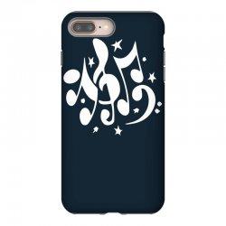 music notes iPhone 8 Plus Case | Artistshot
