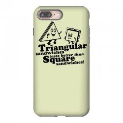 triangular sandwiches iPhone 8 Plus Case   Artistshot