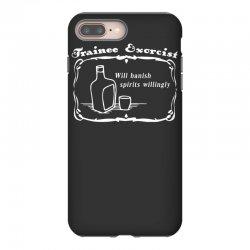 trainee exorcist iPhone 8 Plus Case | Artistshot