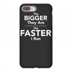 the bigger they are the faster iPhone 8 Plus Case | Artistshot