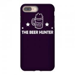 the beer hunter iPhone 8 Plus Case | Artistshot