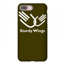 sturdy wings iPhone 8 Plus Case | Artistshot