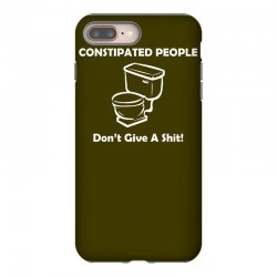 constipated people iPhone 8 Plus Case | Artistshot