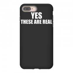 yes these are real funny iPhone 8 Plus Case | Artistshot