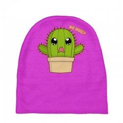 funny cactus hug Baby Beanies | Artistshot