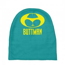 funny batman buttman Baby Beanies | Artistshot