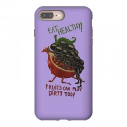 eat fruits iPhone 8 Plus Case | Artistshot