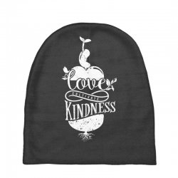 love cultivate kindness Baby Beanies | Artistshot