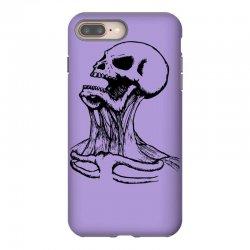 screaming skull iPhone 8 Plus Case | Artistshot