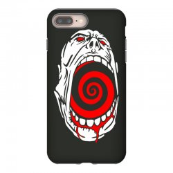 screaming face iPhone 8 Plus Case | Artistshot