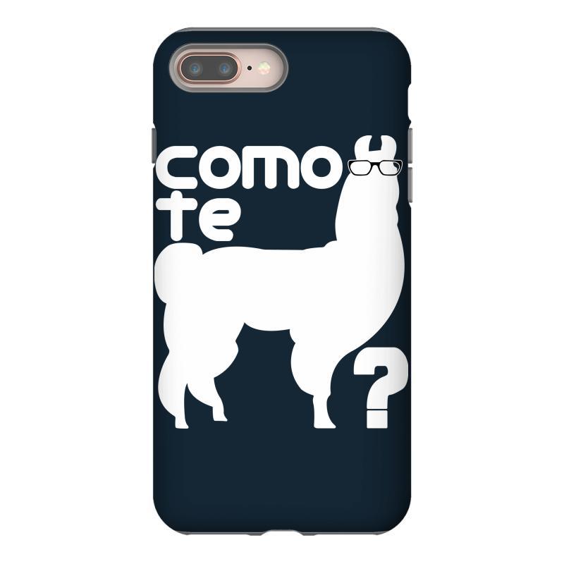 iphone 8 plus case llama