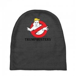 Trumpbusters Baby Beanies | Artistshot