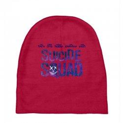 Suicide Squad Baby Beanies   Artistshot