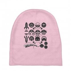 Out Space Baby Beanies | Artistshot