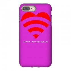 love broadcast iPhone 8 Plus Case | Artistshot