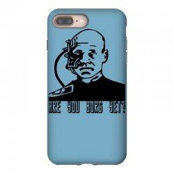 geek borg iPhone 8 Plus Case | Artistshot