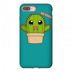 funny cactus hug iPhone 8 Plus Case | Artistshot