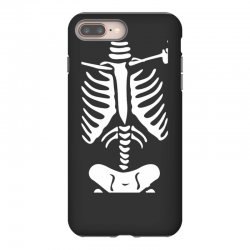 funny bone skeleton iPhone 8 Plus Case | Artistshot