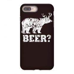 funny beer bear iPhone 8 Plus Case | Artistshot