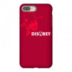disobey joke politics iPhone 8 Plus Case | Artistshot