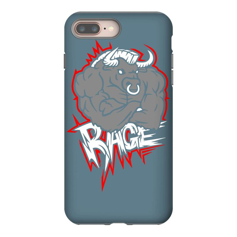 Animal Rage Iphone 8 Plus Case | Artistshot