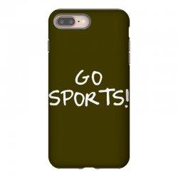go sports! iPhone 8 Plus Case   Artistshot