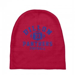 DILLON PANTHERS FOOTBALL Baby Beanies | Artistshot
