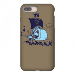 musical ship iPhone 8 Plus Case | Artistshot