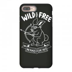 wild and free iPhone 8 Plus Case | Artistshot