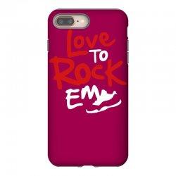 love to rock em iPhone 8 Plus Case | Artistshot