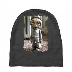 funny alien Baby Beanies   Artistshot