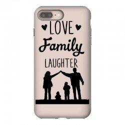 love family laughter iPhone 8 Plus Case   Artistshot