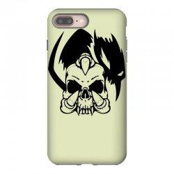 music skull iPhone 8 Plus Case | Artistshot