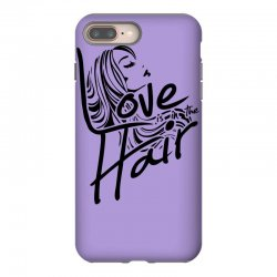 love is in the hair iPhone 8 Plus Case   Artistshot