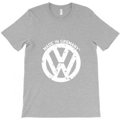 Made In Germany T-shirt Designed By Rardesign