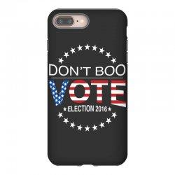 Don't Boo Vote 2016 iPhone 8 Plus | Artistshot