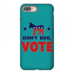 Don't Boo Vote 02 iPhone 8 Plus Case | Artistshot