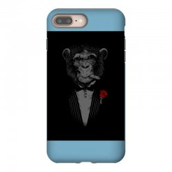 Monkey Busniseman iPhone 8 Plus Case | Artistshot